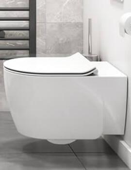 Crosswater Kai Wall Hung WC Pan