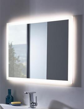 Roper Rhodes Intense Illuminated Mirror Chrome