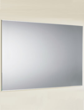 HIB Jackson Rectangular Bevelled Edge Mirror 800 x 600mm -76800000 - Image
