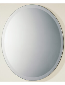 HIB Rondo Circular Mirror With Wide Bevelled Edge - 61504000 - Image