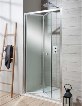Bi Fold Shower Doors In Fold 700 760 800 900 More Sizes