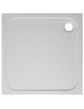 Simpsons Square 45mm Stone Resin Tray 800 x 800mm - SR000S800 - Image