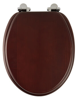 Roper Rhodes Traditional Soft Close Toilet Seat - Image