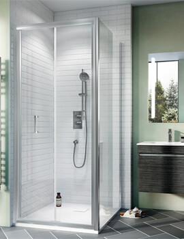 Crosswater Kai 6 1900mm Height Bi-Fold Door