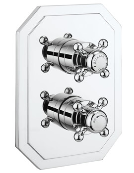 Crosswater Belgravia Crossbox Shower Valve
