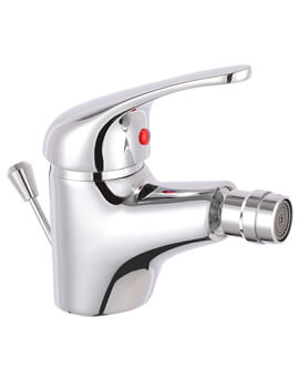 Nuie Eon Classic Mono Bidet Mixer Tap With Pop-Up Waste - Image