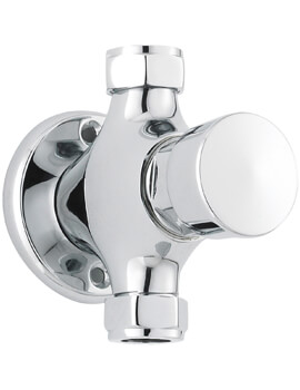 Nuie Exposed Non-Concussive Manual Shower Valve - A3788 - Image