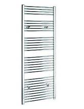 Tivolis Straight Towel Warmer In Chrome Finish - 500 x 1600mm