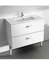 Roca Victoria Unik Base Unit And Basin 800mm - 855750806