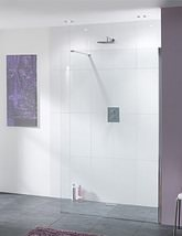 Lakes Coastline Cannes Walk In Shower Screen 1000 x 2000