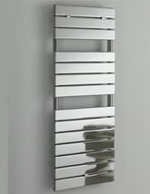 Essential Libra Straight Chrome Towel Warmer 510 x 820mm - 148257