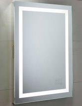 Roper Rhodes Encore Bluetooth Bathroom Mirror 500 x 700mm Chrome - MLE430