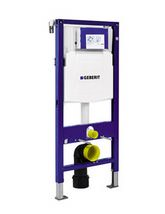 Geberit Duofix 1120mm WC Frame With Sigma UP320 12cm Cistern