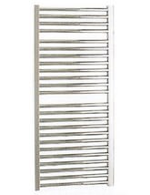 Essential Straight White Finish Heated Towel Warmer 450 x 690mm