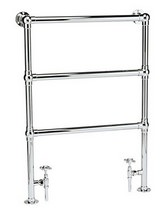 Hudson Reed Countess Traditional Towel Rail 676 x 966mm