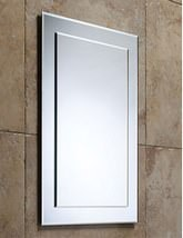 Roper Rhodes Elle Bevelled Mirror on Mirror - MPS403 - Small Image