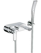 Grohe Spa Veris Wall Mounted Single Lever Bath Shower Mixer Chrome