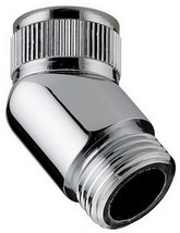 Bristan Angled Bath Shower Mixer Hose Connector