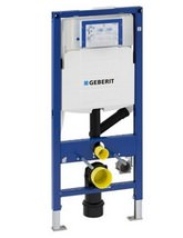 Geberit Duofix WC Frame With UP320 Cistern And Odour Extraction Connection
