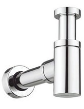 Bauhaus Millennium Small Bottle Trap Chrome - BTR0401C