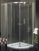 Simpsons Ten Double Door Quadrant Enclosure 900 x 900mm