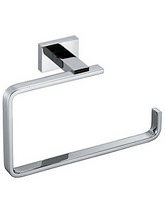 Vado Level Wall Mounted Towel Ring - LEV-181