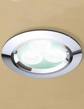 HIB Cool White LED Chrome Showerlight - 5750