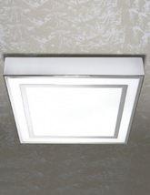 HIB Yona Square Ceiling Light - 0660