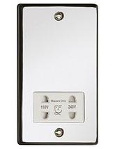 HIB Chrome Shaver Socket - 5690