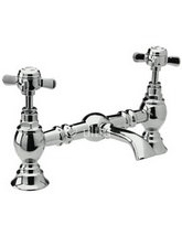 Premier Beaumont Luxury Bridge Basin Mixer Tap - I315X