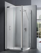 Merlyn 6 Series 4mm Clear Glass Bi-Fold Shower Door 760-800mm - M67211