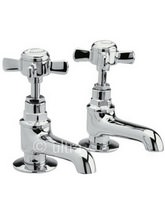 Premier Beaumont Pair Of Basin Taps - I321XE I321XE