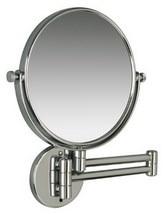 Miller Classic Modern 190mm Round Magnifying Mirror - 8781C