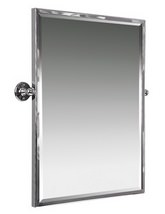 Miller Classic 545 x 610mm Framed Swivel Mirror - 642C