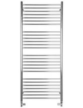 SBH Maxi Plus Flat Dual Fuel Towel Radiator 600mm x 1400mm -SS500
