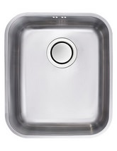Astracast Edge S1 1.0 Bowl Polished Stainless Steel Undermount Sink
