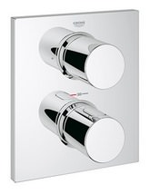 Grohe Spa Grohtherm F Trim Thermostatic Valve With Integrated 2 Way Diverter
