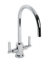 Abode Atlas Monobloc Kitchen Mixer Tap Chrome - AT1053
