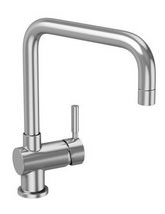 Abode Stainless Steel Propus Sink Mixer - AT1070