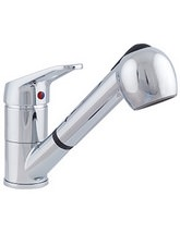 Astracast Finesse Monobloc Pull-Out Spray Kitchen Sink Mixer Tap