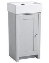 Tavistock Lansdown 400mm  Cloakroom Unit And Basin