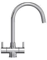 Franke Athena Kitchen Sink Mixer Tap Chrome - 115.0311.211