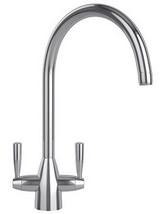 Franke Eiger Kitchen Sink Mixer Tap Chrome - 115.0049.989