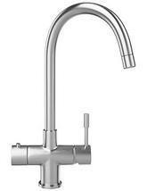 Franke Minerva Helix 3-In-1 Instant Boiling Water Kettle Sink Tap