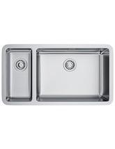 Franke Kubus KBX 160 55-20 Stainless Steel 1.5 Bowl Undermount Sink