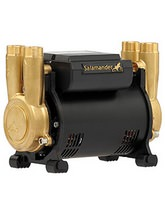 Salamander CT FORCE 30 PT 3.0 Bar Twin Brass Ended Positive Head Shower Pump