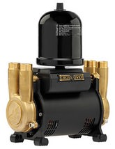 Salamander CT FORCE 30 TU 3.0 Bar Twin Brass Ended Universal Shower Pump