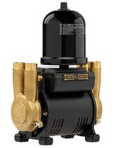 Salamander CT FORCE 20 TU 2.0 Bar Twin Brass Ended Universal Shower Pump