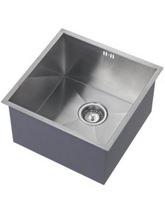 1810 Company Zenuno 400U Deep 1.0 Bowl Kitchen Sink