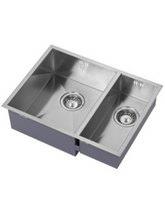 1810 Company Zenduo 340-180U BBL 1.5 Bowl Kitchen Sink Left hand Big Bowl